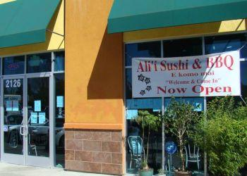 Vallejo sushi Ali's Sushi & BBQ