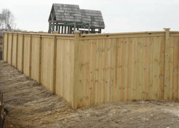 Spokane fencing contractor All4Fencing