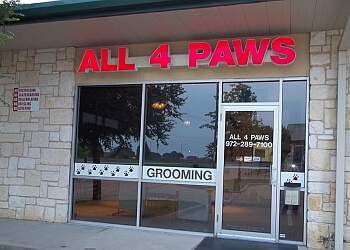 Mesquite pet grooming All 4 Paws