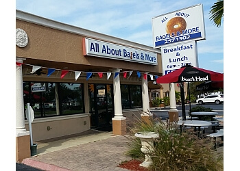 Cape Coral bagel shop All About Bagels & More