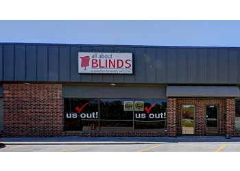 Omaha window treatment store All About Blinds