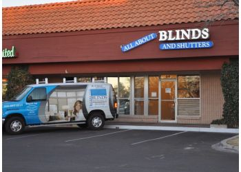 Albuquerque window treatment store All About Blinds & Shutters