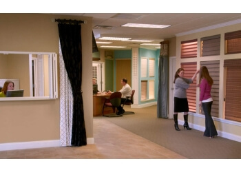 Jacksonville window treatment store All About Blinds & Shutters