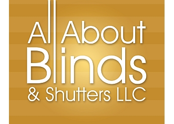 Durham window treatment store All About Blinds & Shutters, LLC