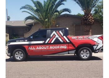 Surprise roofing contractor All About Roofing LLC