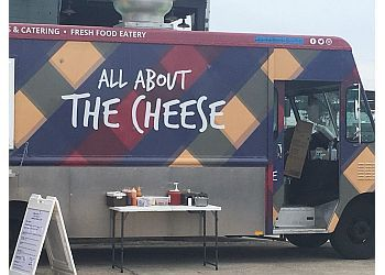 Norfolk food truck All About the Cheese