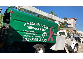 Pembroke Pines tree service All American Arbor Services LLC