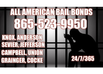 Knoxville bail bond All American Bail Bonds