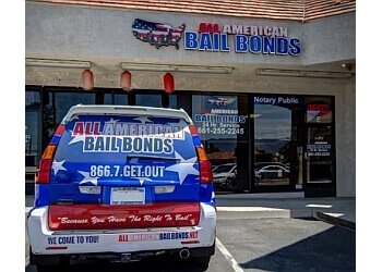 Santa Clarita bail bond All American Bail Bonds