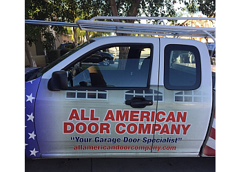 Riverside garage door repair All American Door Company