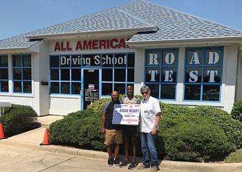 Garland driving school All American Driving School
