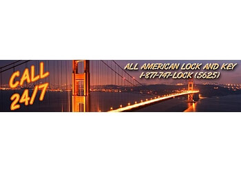 Oakland 24 hour locksmith All American Lock and Key, Inc.