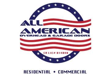 Salinas Garage Door Repair All American Overhead Door