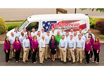 Nashville pest control company All-American Pest Control Inc.