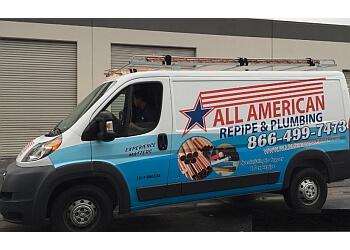 Fullerton plumber All American Repipe & Plumbing, Inc.