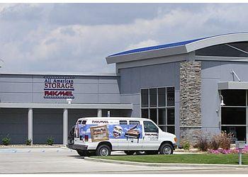 Evansville storage unit All American Storage  sc 1 st  ThreeBestRated.com & 3 Best Storage Units in Evansville IN - ThreeBestRated