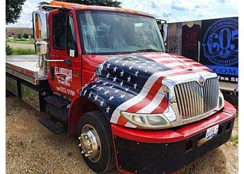 Sioux Falls towing company All American Towing