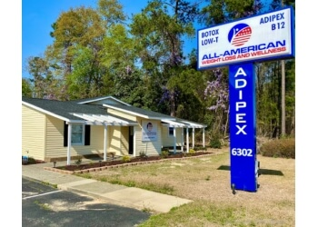Fayetteville weight loss center All-American Weight Loss and Wellness