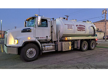 Aurora septic tank service All Around Pumping Service, Inc.