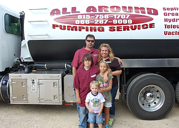 Aurora septic tank service All Around Pumping Service, Inc