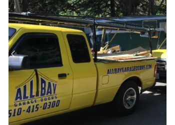 Oakland garage door repair All Bay Garage Doors