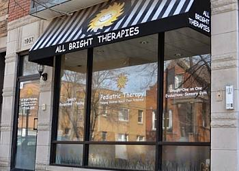Chicago occupational therapist All Bright Therapies