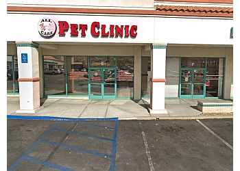 Palmdale veterinary clinic All Care Pet Clinic