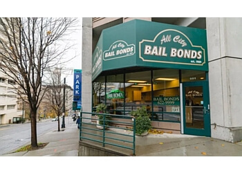 Seattle bail bond All City Bail Bonds