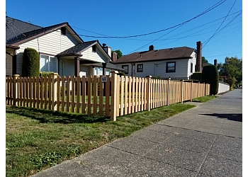 Seattle fencing contractor All City Fence Co.