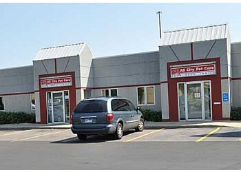 Sioux Falls veterinary clinic All City Pet Care South and ER