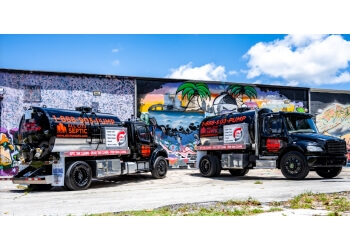 Fort Lauderdale septic tank service All City Septic, Inc