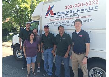 Thornton hvac service All Climate Systems, LLC