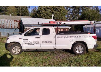 Eugene garage door repair All County Garage Door