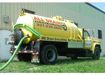 Dayton septic tank service All Drain