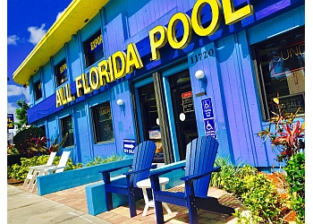 Miami pool service All Florida Pool & Spa Center