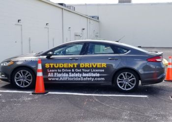 St Petersburg driving school All Florida Safety Institute