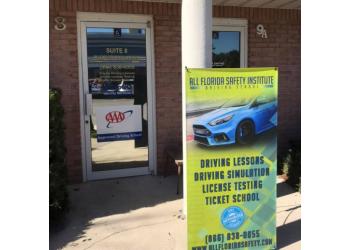 Jacksonville driving school All Florida Safety Institute, LLC