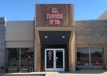 Lubbock florist All Flowered Up Too