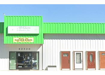 Lancaster window company All Glass & Plastics, Inc.