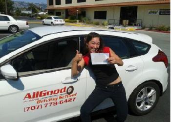 Santa Rosa driving school AllGood Driving School Inc