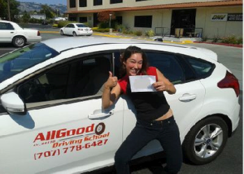 Santa Rosa driving school AllGood Driving School