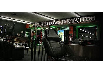 Fullerton tattoo shop All Hallows Ink