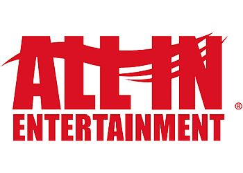 Washington entertainment company ALL IN ENTERTAINMENT, LLC