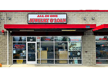 Tacoma pawn shop All In One Jewelry & Loans Inc.