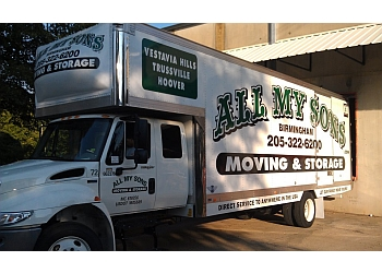West Jordan moving company All My Sons