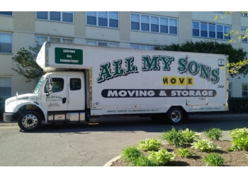 Bridgeport moving company All My Sons Moving & Storage