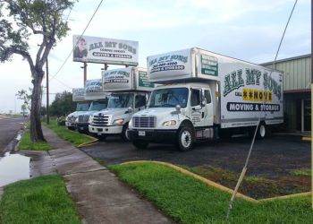 Corpus Christi moving company All My Sons Moving & Storage