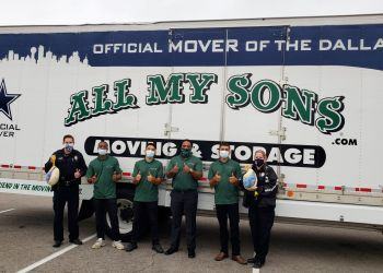 Denver moving company All My Sons Moving & Storage