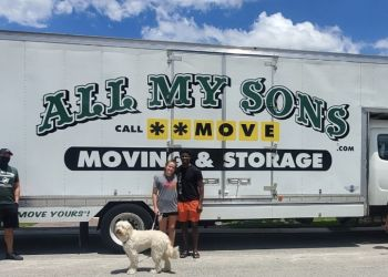 Omaha moving company All My Sons Moving & Storage