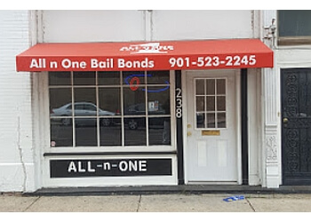 Memphis bail bond All-N-One Bail Bonds